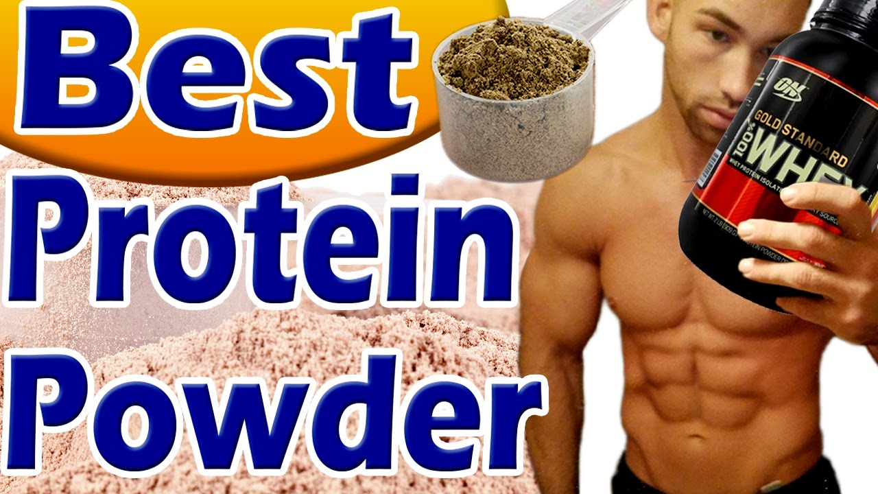 best protein powder to burn fat and build muscle