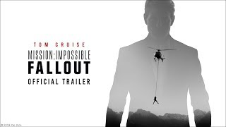 Mission: Impossible Fallout   Official Trailer   Paramount Pictures UK