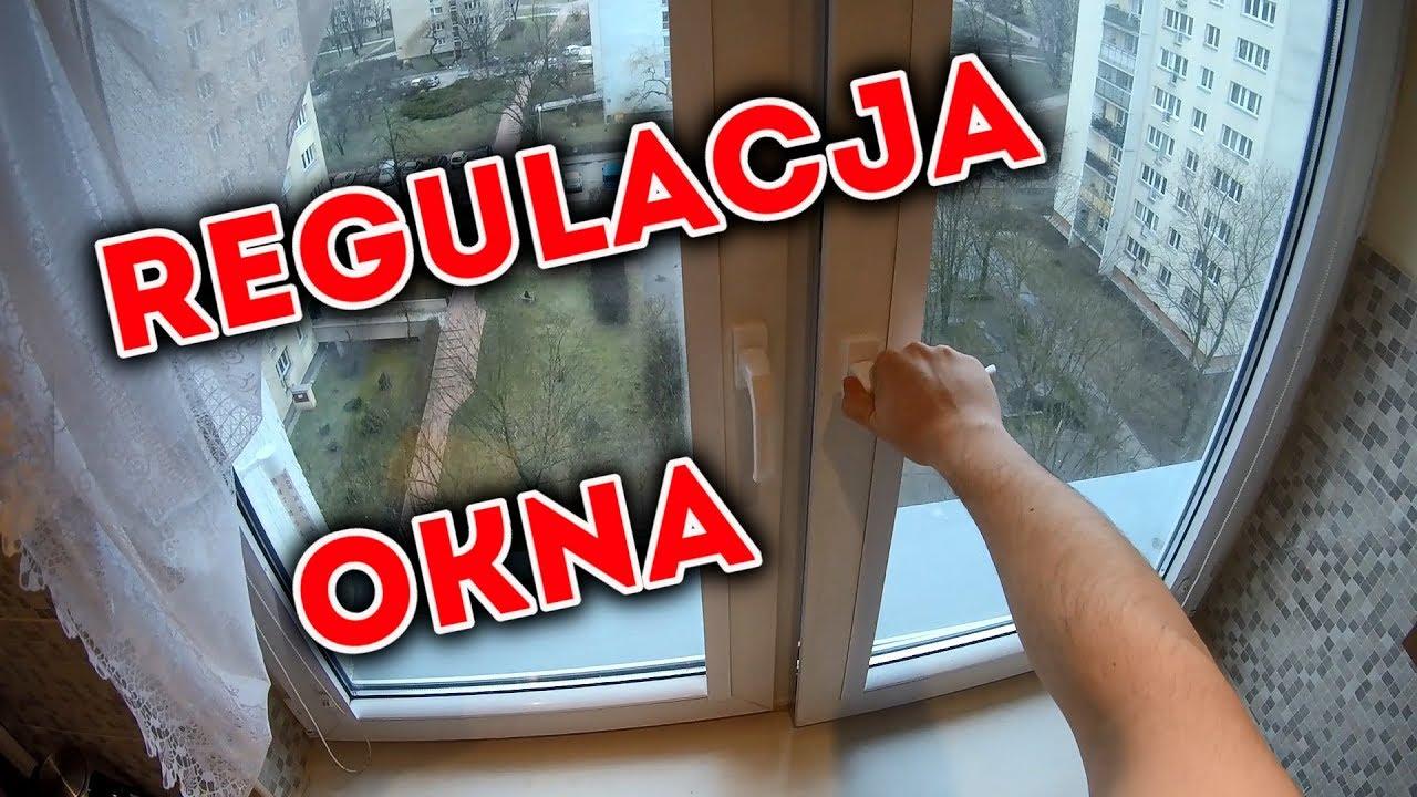 Jak wyregulować okno które nie chce się zamknąć/otworzyć? #Majster Amator odc.18
