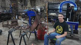 How to Disassemble a Vintage Cushman 50 - The Swamp Cush Ep. 1