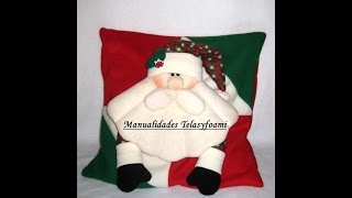 CHRISTMAS CUSHION, CHRISTMAS PILLOW, CHRISTMAS ORNAMENTS