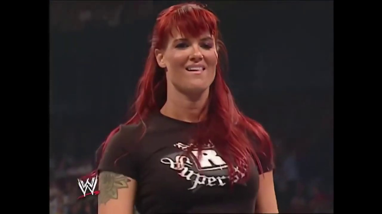 Download WWE RAW 18/09/2006│Lita vs Candice Michelle + Mickie James & Lita Backstage