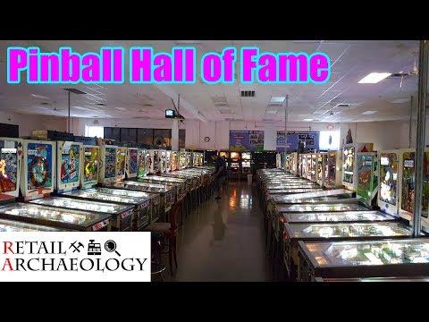 Pinball Hall Of Fame | Arcade Hunter | Retail Archaeology