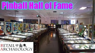Pinball Hall Of Fame | Arcade Hunter | Retail Archaeology