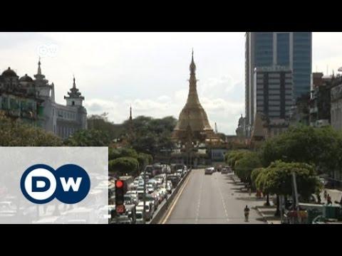 Myanmar economy to improve under Suu Kyi? | DW Business