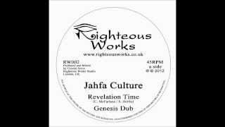 Jahfa Culture - Revelation Time / Dairy Dub ft Idavid - Rastaman