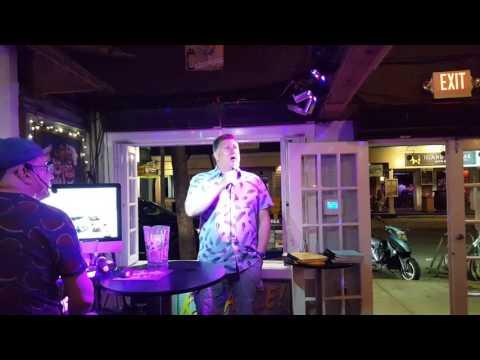 Key West Karaoke, July 2017