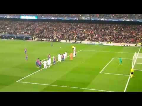 El gol de la remuntada (Barça 6 - 1 PSG)