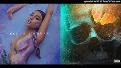 Without Me x God Is A Woman (Mashup) - Halsey & Ariana Grande