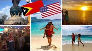 An American Experience in EAST TIMOR (Timor-Leste) (Summer Travel)