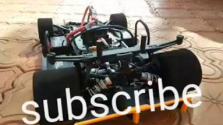 GIZMOBUILT CUSTOM RC CARS  OVER THE YEARS PART 1 DRAG RACE SPEED RUNS  SLIDESHOW