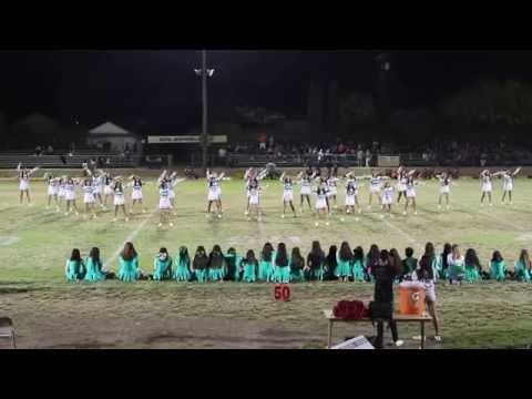 Eagle Rock Cheer vs Lincoln 9-30-2016