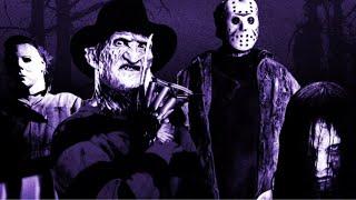 Horror villains - monster - skillet