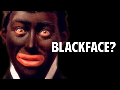 What Is: Blackface