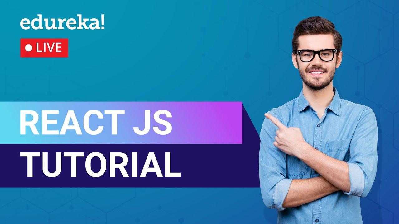 React JS Tutorial | What is React JS? | React JS Project