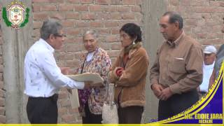 Programa Pensión 65  en el distrito de Hualmay - Nuevos Beneficiarios 2015