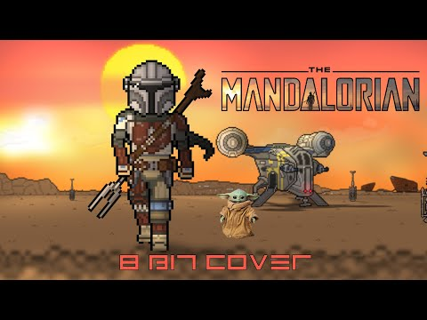 The Mandalorian Theme [Matyashev 8bit Cover]