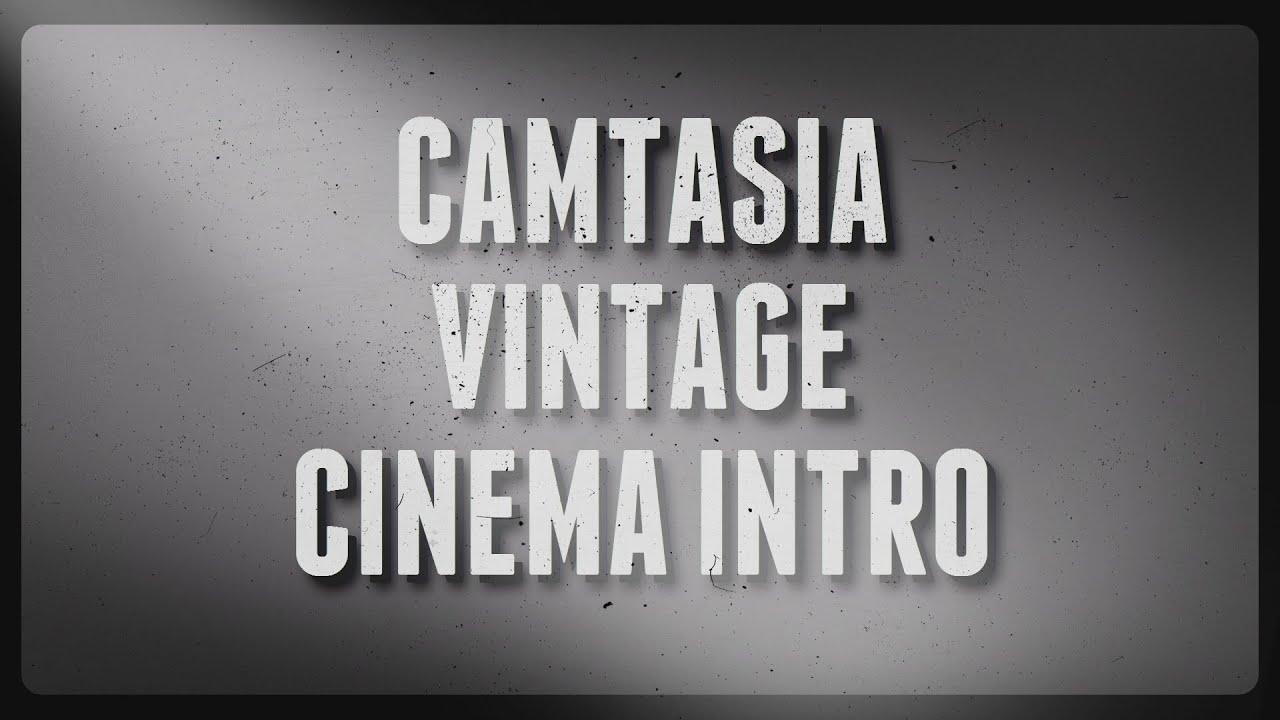 download intros for camtasia studio 9