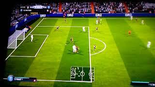 Abimle FIFA 18 oynadım