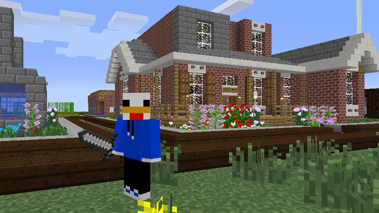 Minecraft online las mejores casas servidor mi respawn for Las mejores casas minimalistas del mundo