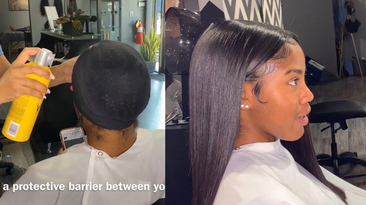 HOW TO PROTECTIVE QUICK WEAVE
