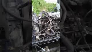 Двигатель 4jg2  на УАЗ 3303