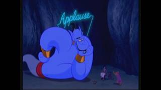 Aladdin (1992) - Aladdin Meets Genie (HD) Greek
