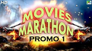 Movies Marathon – Promo 1 | #ComingSoon
