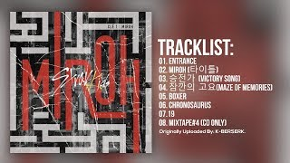 Full Album Stray Kids 스트레이 키즈 Clé 1 MIROH