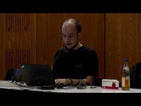 gokrazy: ein Go userland für Raspberry Pi 3 appliances (eh17)