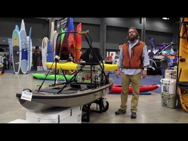 Accessorizing the Diablo Adios Kayak - Product Spotlight
