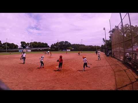 Team Tampa Keithly vs Lady Bandits 10U G1