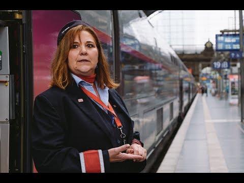 Bahn Für Europa DB Mitarbeiter Stellen Sich Vor – Sabine Hazard