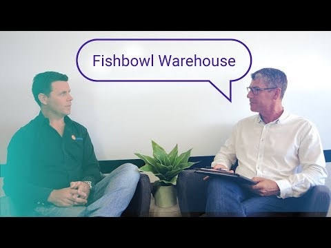 Fishbowl Warehouse - Interview Series: Fishbowl Inventory Management Software