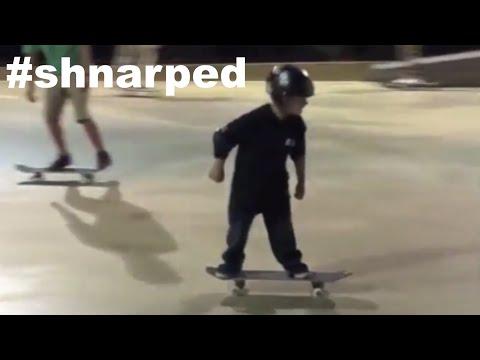 #Shnarped - Skateboarding