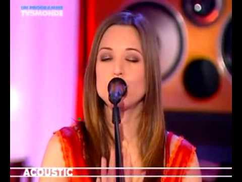 Natasha St Pier - Tu Trouveras (Acoustic).mpg