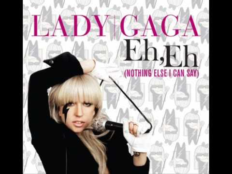 Lady GaGa - Eh, Eh (Nothing Else I Can Say) (Electric Piano And Human Beat Box Version) mp3