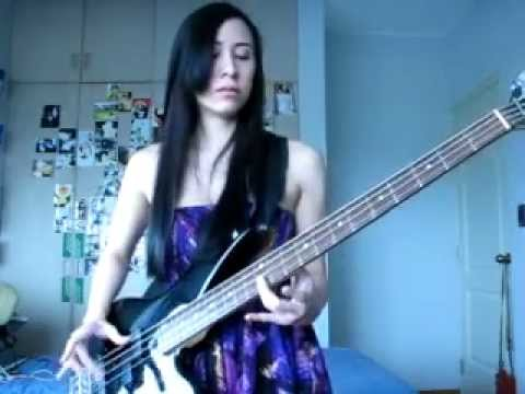 how to play love will tear us apart on bass