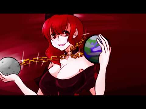 Nightmare World EX Stage | Touhou 15 - Legacy of Lunatic Kingdom