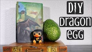 DIY Harry Potter ⚡️ Dragon Egg