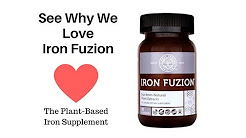 Iron Fuzion Supplement For A Better Immune System