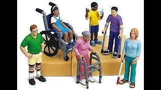 Помощь и сервисы для людей с особенностями в США