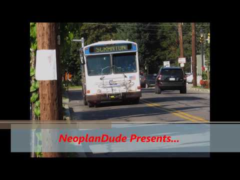 NeoplanDude Soundclip COLTS 2000 Gillig Phantom #202 On Route 52, To Carbondale!