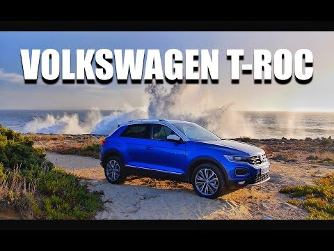 Volkswagen T Roc ENG Test Drive and Review