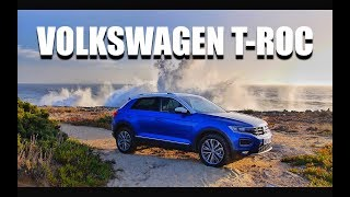 Volkswagen T-Roc (ENG) - Test Drive and Review