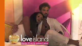 Julia zeigt Interesse: Wird Yasin Samira treu bleiben? | Love Island - Staffel 3