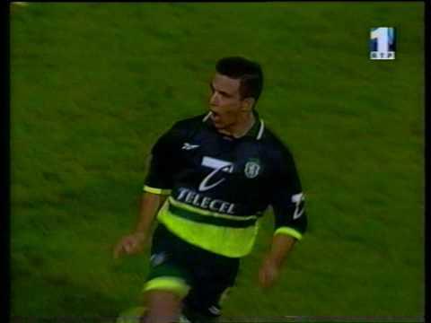 08J :: Farense - 1 x Sporting - 3 de 1998/1999