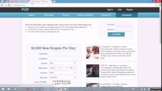 POF Mobile Login - POF Dating | Plenty of Fish Dating Website