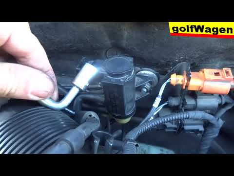 VW Golf 5 N75 valve change pressure convertor /turbo problem 2/ 1K0 906 627A /fault P0243