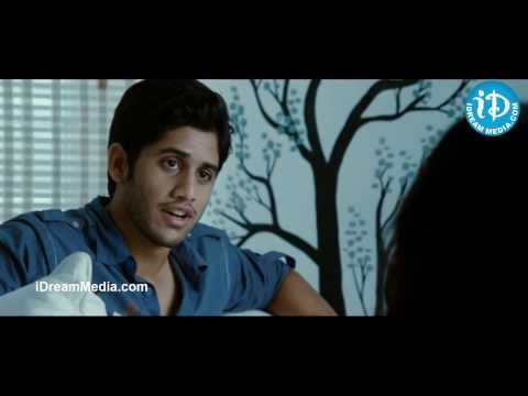 Naga Chaitanya, Samantha Best Romantic Scene - Ye Maaya Chesave Movie